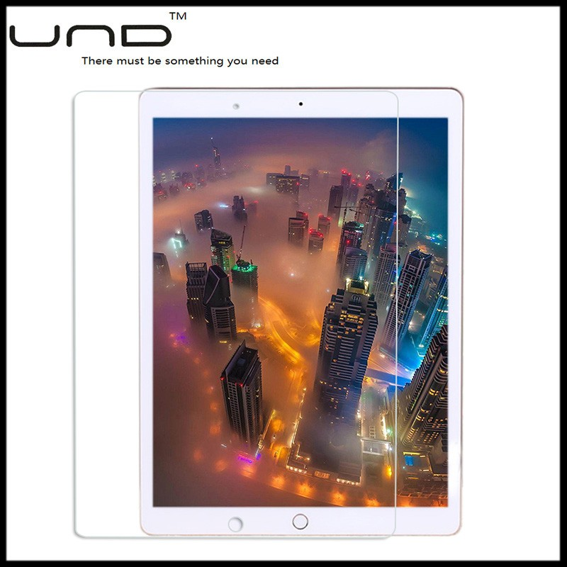 Anti-scratch anti-fingerprint asahi Clear tempered glass screen protector for ipad pro 10.5 inches