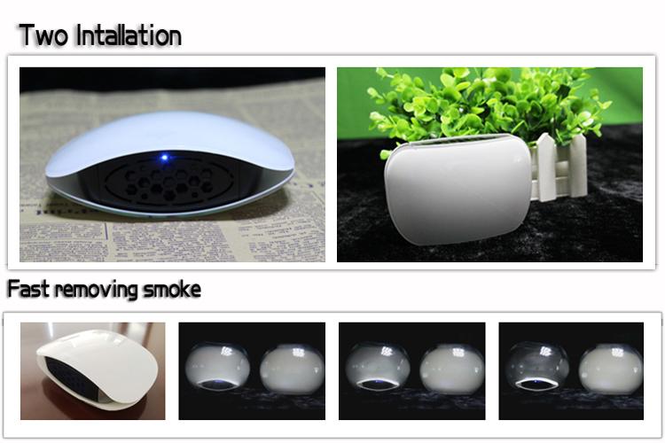 Luchtreiniger zonder ozon