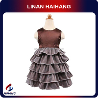 China high quality Summer dresses for 10 year olds evening