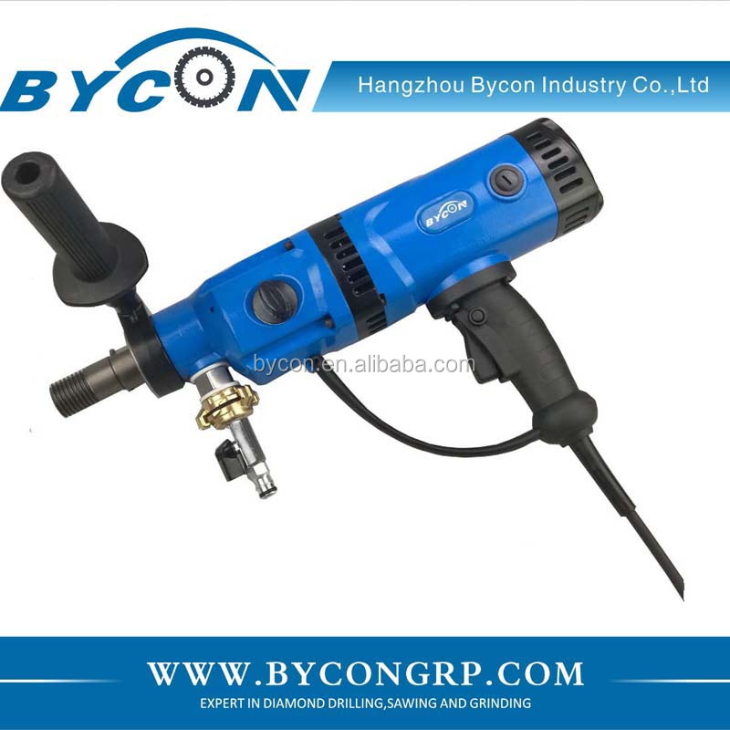 3 speed electric Premium hand held 2200w concrete/brick core drilling machine DBC-22