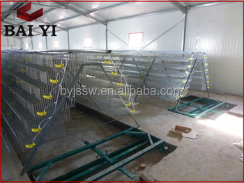 New Design Quail Battery Cages ( Hot Sale)