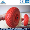 100% new material polyurethane coated wheel