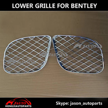 Front Bumper Lower Grill For Bentley Flying Spur 3W5807683 / 3W5807684