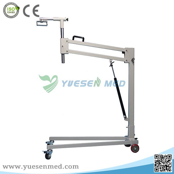 YSX040-C high frequency flat panel detector portable Mobile Digital X-Ray