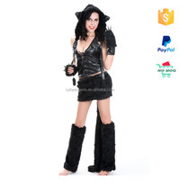 High Quality Cat Fur Sexy Costumes Animals Women