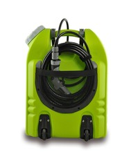 China product portable pressure cleaner with spray gun automatic car motorcycle washing machine