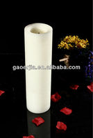 Flameless Flickering Real Wax Candle