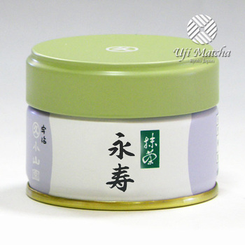 Marukyu Koyamaen EIJYU 20g tin Kyoto Uji Matcha Japan's top-grade brand matcha for tea ceremonies