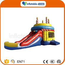 Factory price jumping fisher price inflatable castle fast shipping inflatable jumping castle play field for sale