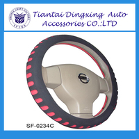 2014 new car accessories interior EVA steering wheel covers from China supplier