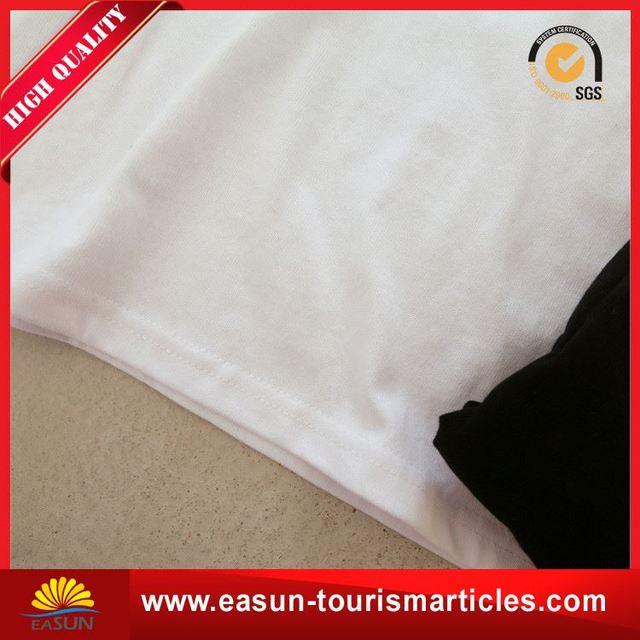bulk wholesale white t shirt men long sleeves collar t-shirt t-shirt printing companies in china with cheap price