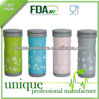Stainless Steel Vacuum Flask Thermos Insulated Mug Tea Cup