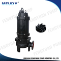 Factory directly provide centrifugal submersible pump
