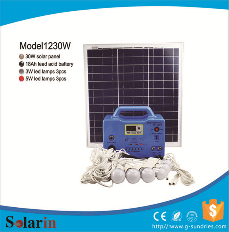 great varieties 30w thermodynamic solar system