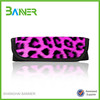 One piece pattern luggage handle grip stopper neoprene travel wrap