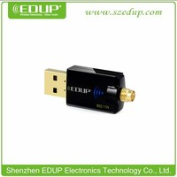 High Speed 300Mbps Usb External Lan Network Cards Miracast Mini Usb Wifi Wireless Adapter EP-MS1559