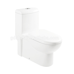 Round cyclone flushing pure white one piece sanitary ware ceramic wc sizes toilet sit custom toilets