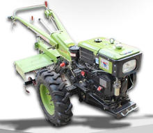 factory supply cheap price Power Tiller agricultural walk behind tractor for sale