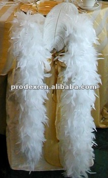 Dancing feather boa, Chandelle boa, pheasant feather boas, colorful boas,