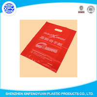 Manufacturer Custom Printing Shopping Plastic Bag Clothes Shipping