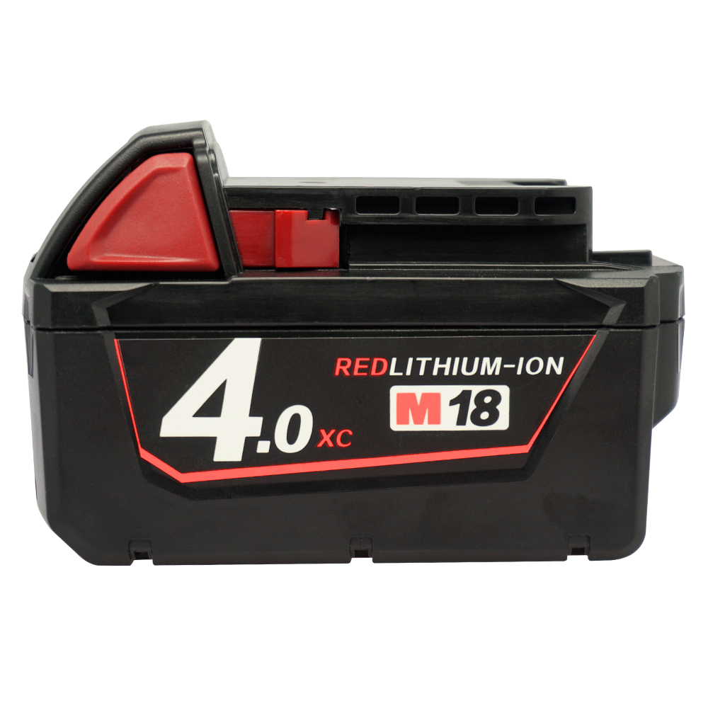 4.0Ah M18 XC Red Li-ion Battery mil waukee 18v tool combo kit For 48-11-1820 1828 1815 1828 1840