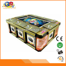 Coin Operated Ticket Redemption Arcade Fishing Game Machine for Casino Night Club