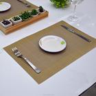 wholesale home new products vinyl placemats for restaurants