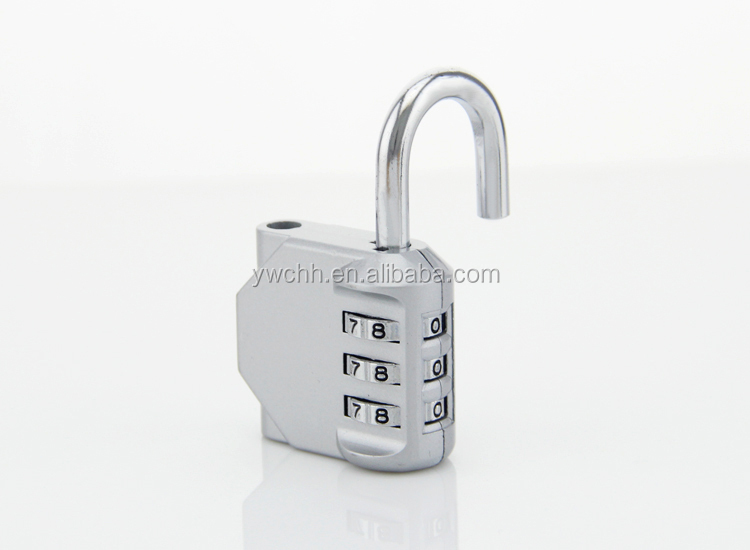 High quality and security digital combination lock for gym locker lock digital pad lock