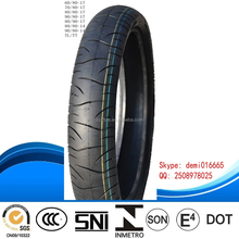2015 hot sale high quality low price XD-081 autobike TL tubeless tire 60/80-17 motorcycle tire