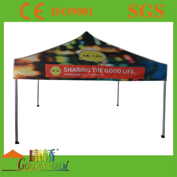 Outdoor commercial custom trade show tents Heavy duty high quality vendor advertising tent/Gazebo tent pop up gazebo