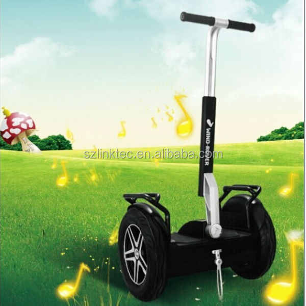 battery operated hotsale electric self balance scooter motorcycle chariot e-bike