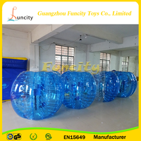 Cheap Funny Hamster Bumper Ball Inflatable Body Kids Belly Bubble Ball