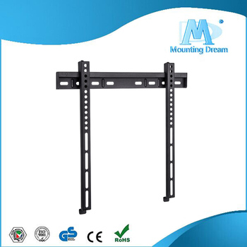 fixed low profile tv wall mount bracket for 32-55 inches OLED LED Plasma screens with VESA pattern