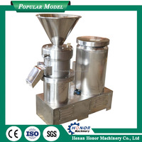 Automatic Groundnut Butter Production Line Groundnut Butter Making Machine