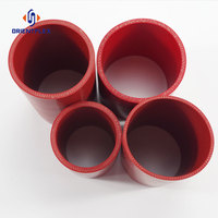 "5"" Straight Silicone Hose 127mm Intercooler Coupler Tube Pipe"