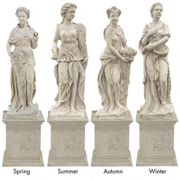 Greek  Mythology Pretty Ladies Resin Figures Statue Art Craft