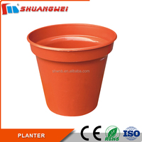 New China Supplier Reasonable Price garden plastic flower pot
