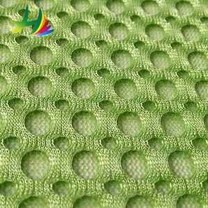 100 percent polyester mesh lining fabric for running shoes