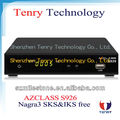 AZCLASS S926 Nagra3 decoder with SKS IKS free for south America