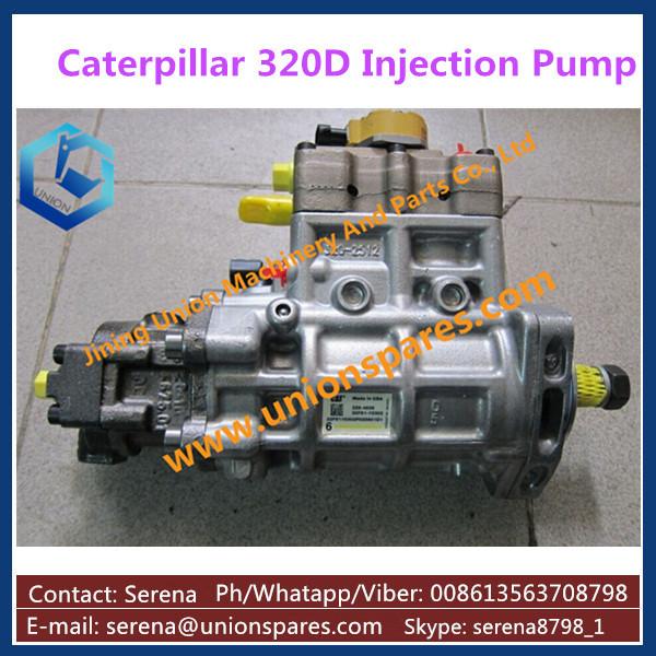 pelle diesel pompe d 39 injection pour caterpillar 320d 326 4635 c6 4 moteur syst me de carburant. Black Bedroom Furniture Sets. Home Design Ideas