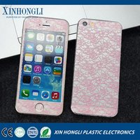 Factory OEM pc cover case for iphone 5s