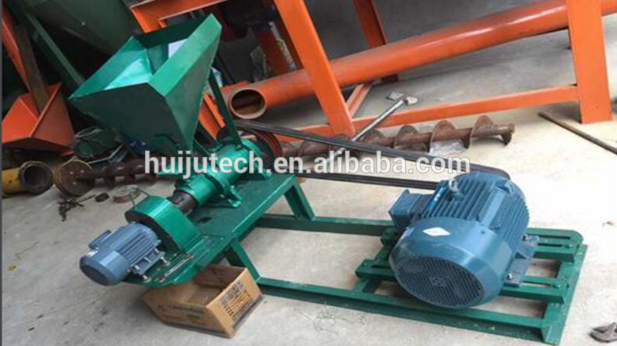 20-30kh/h Animal Feed Extruder Machine/Floating Fish Feed Pellet Machine