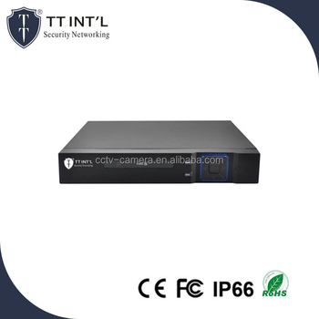 16 Channel 1080P XVR Support UTC Control 2 HDD DVR