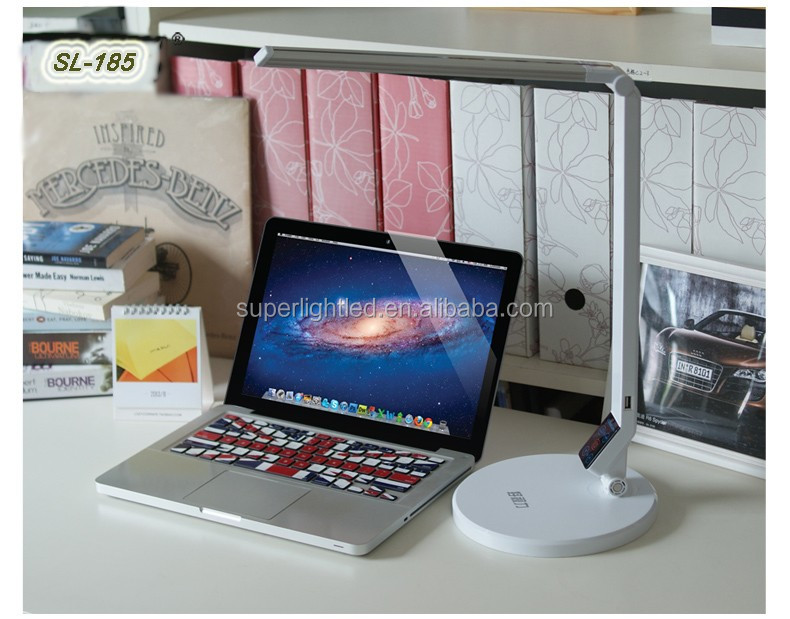 Energy Saving LED Light Source and ABS Lamp Body Material usb rechargeable led book light