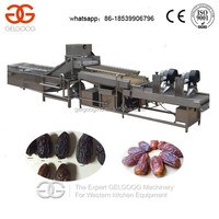 vegetable and fruit drying equipment/fruit and vegetable cleaning machine