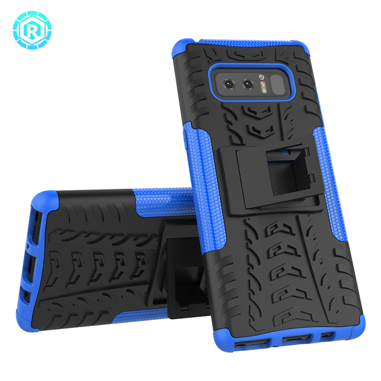 PC TPU <strong>2</strong> in 1 Hybrid cell <strong>phone</strong> back cover for samsung note 8 case <strong>phone</strong> shell