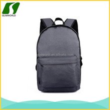 Factory direct foldable lightweight soft polyester innovative backpack