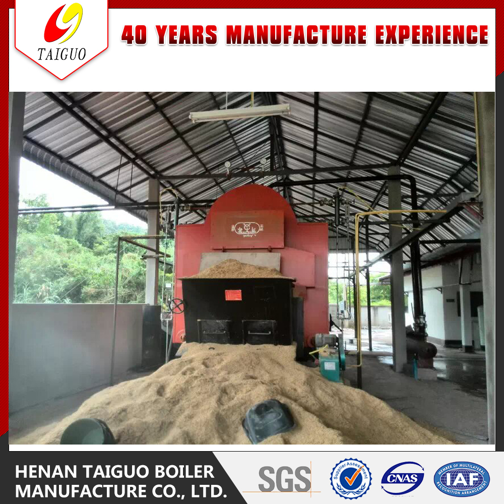 CE approved 0.7Mpa small coal wood fired steam boiler