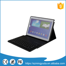 Custom made 7.0 tablet leather case with keyboard