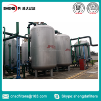 Silo Bag Filter for PP/PE plant